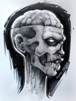 Zombie Boy!