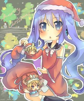 Collab: Vocaloid Christmas