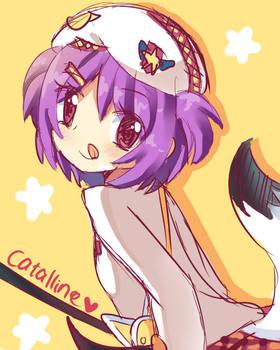 Catalline Doodle