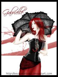 Gabrielle by BeckaMartinez