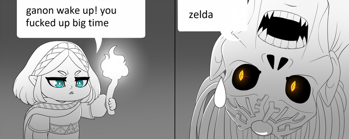 So BOTW2 Looks Good by GoldieClaws