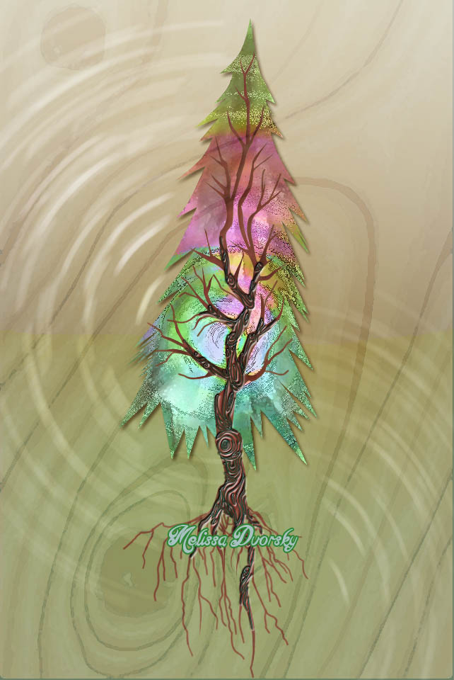 Tree Copy by ExplodingIchigo