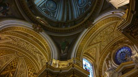 Roma church again by Finsterne