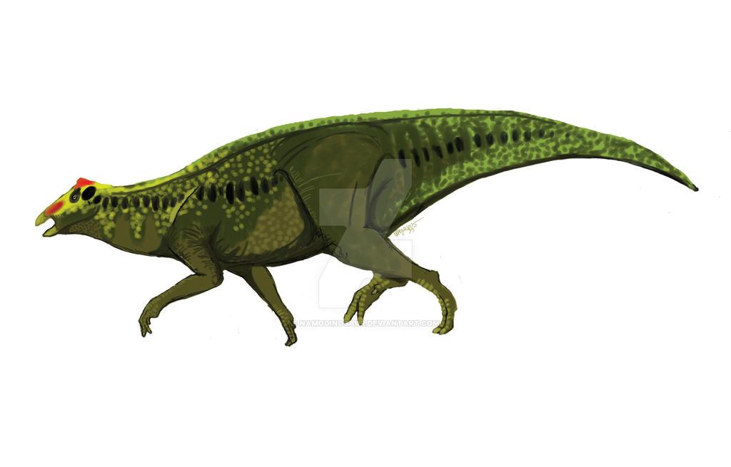 ratchasimasaurus suranareae by namodinosaur