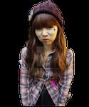 [Yin's PNG] HyunA cute render