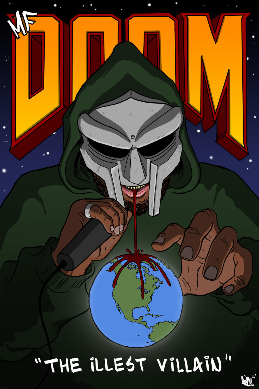 mf doom wallpaper 9 - photo #42