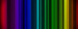 Rainbow Abstract Wallpaper