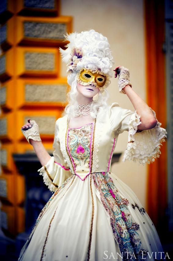 Masquerade by Santa-Evita