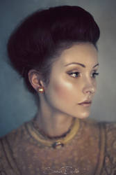 Girl with a pearl earring II