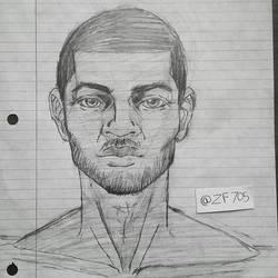 Portrait 13 by zf705