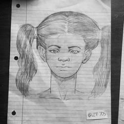 Portrait 14 by zf705