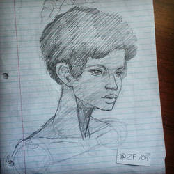 Portrait 15 by zf705