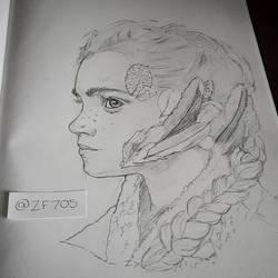 Portrait 17 by zf705
