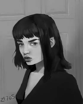 Clip Studio Paint - Photo Study 1