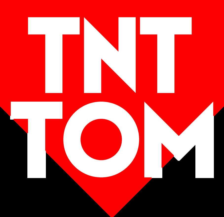 TNT Tom logo by Century-22