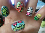 EXPLOSION nails