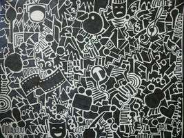 arts festival poster by yushi25