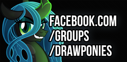 Facebook.com/groups/drawponies