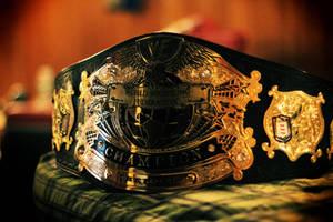 World Wrestling Federation Undisputed Title by GanonDGr8