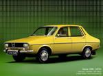 Dacia 1300 -1970 vector corel draw