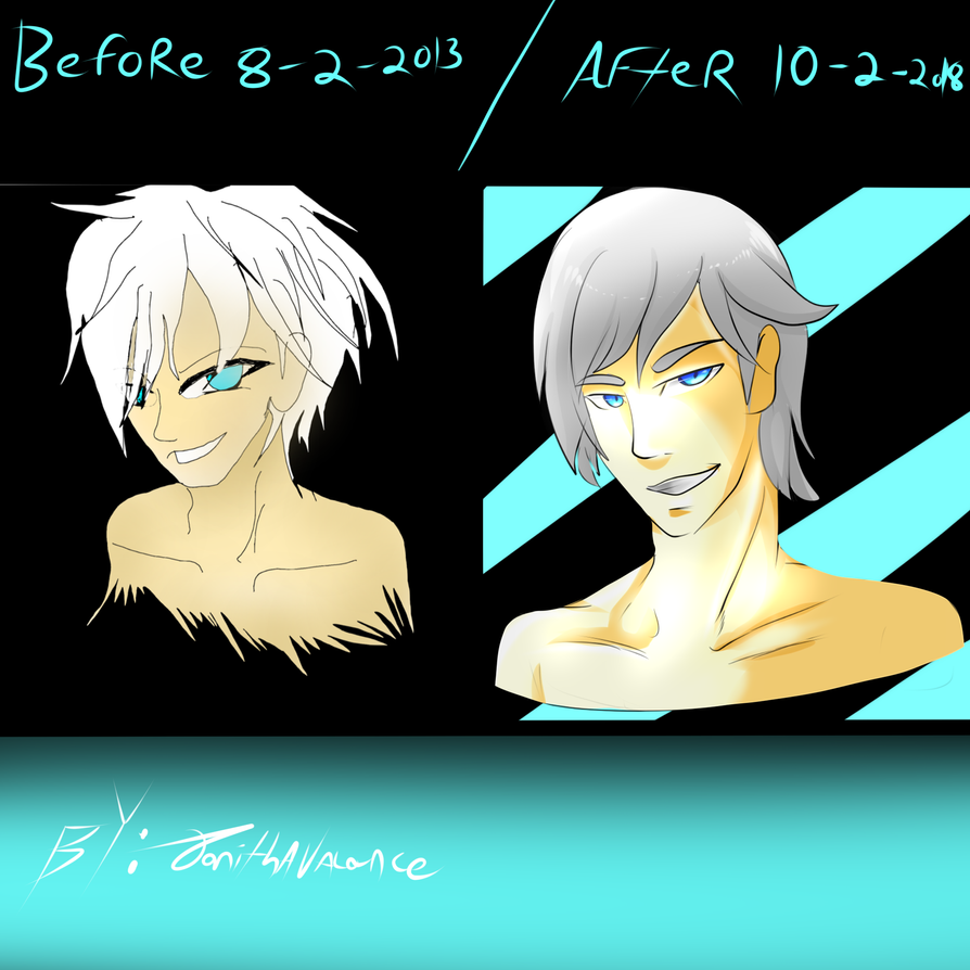 Musi before and after by Janithavalance