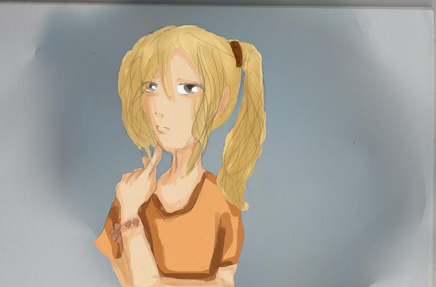Annabeth by nejiHolic