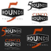 . 5 Rounds Logo .