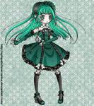 Emerald Doll