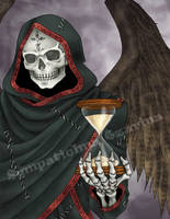 Grim Reaper by Michelangeline