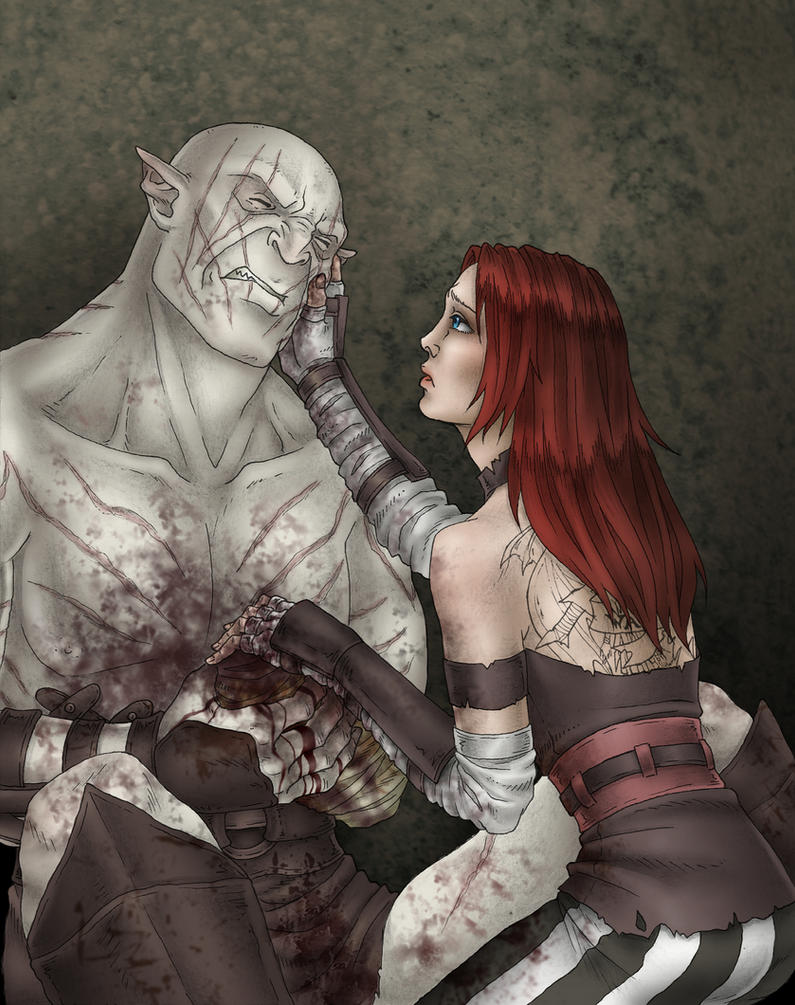 bolg and azog relationship