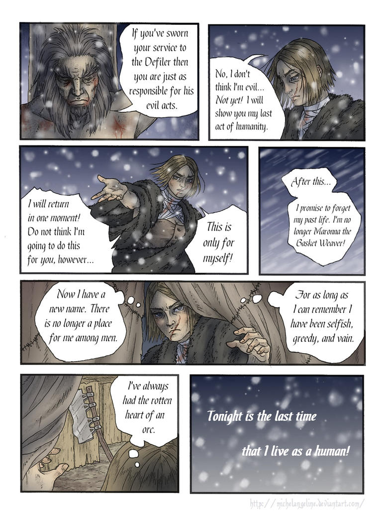 No Time For Tears! [Pg.54] by Michelangeline