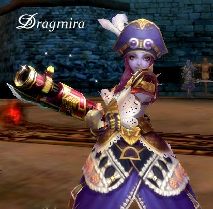 Forsaken World - Dragmira by Michelangeline