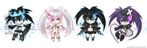 BRS buttons