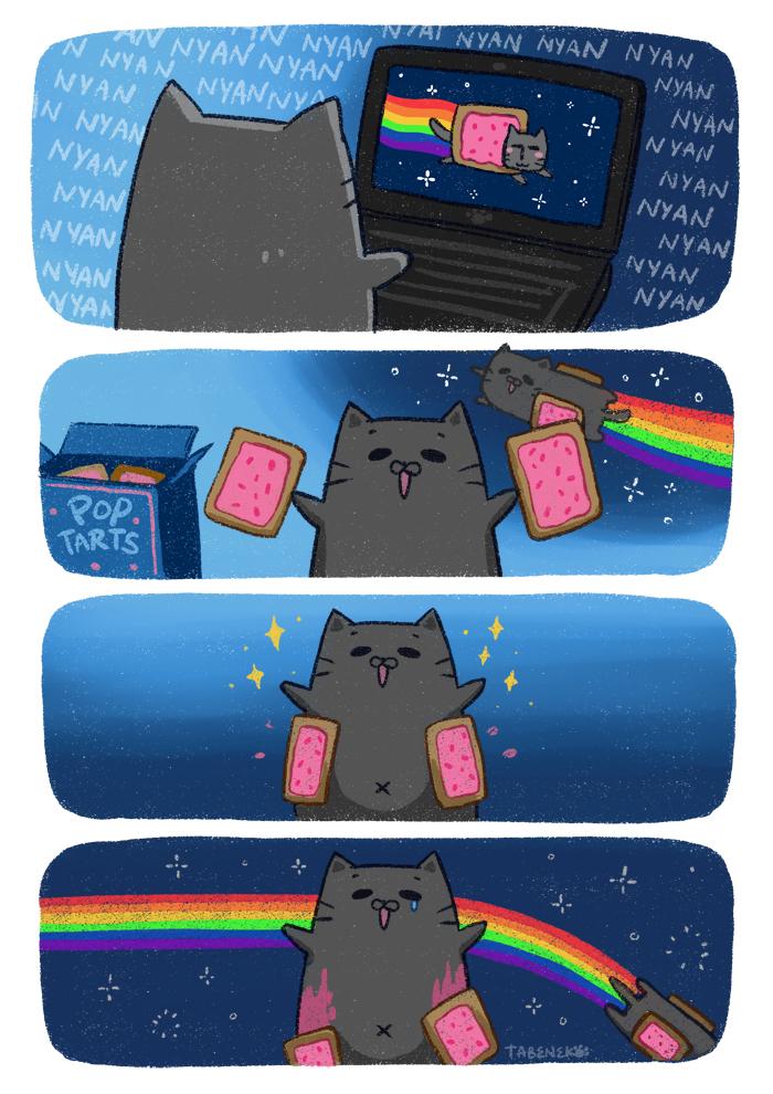 Nyan Cat Tab Mac