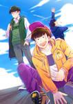 Osomatsu-san Love