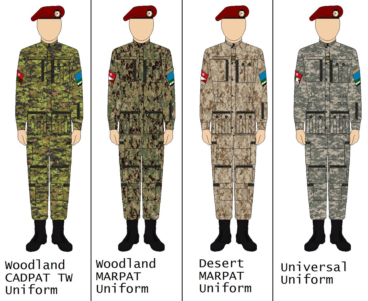 Army Uniform Design 36
