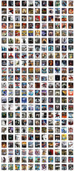 My PlayStation 3 Games Collection and Wishlist