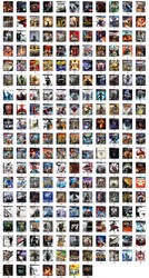 My PlayStation 3 Games Collection and Wishlist by matheusjose195