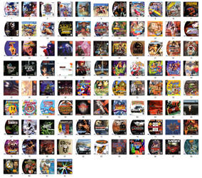 My Dreamcast Games Collection and Wishlist