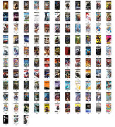 My PSP Games Collection and Wishlist by matheusjose195