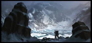 Glacier Wasteland