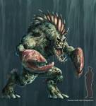 Brawler Creature Mutation
