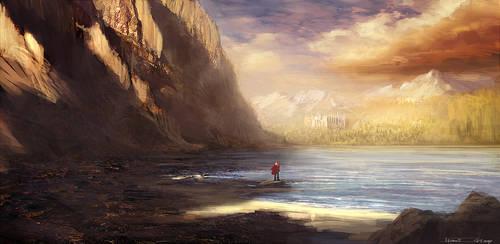 Home  Longing by Gaius31duke
