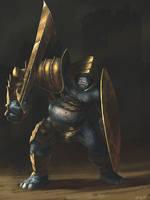 Dungeon Troll Kings Guard