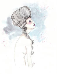 Ah marie marie. by Manuelinachan