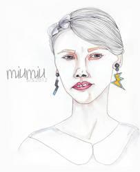 MiuMiu by Manuelinachan