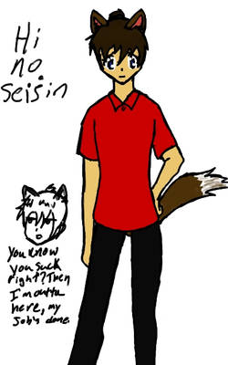 Hi no Seijin TDC character