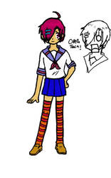TP Zelda TDC character