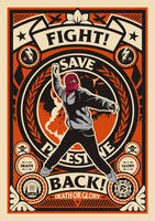 FIGHT BACK by donedazzit