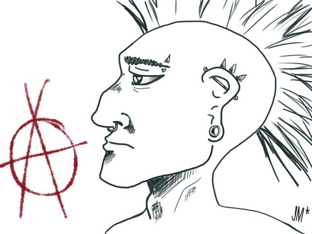 Punk's not dead by XxSt0rm-YusuxX